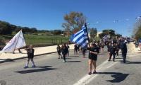 Η παρέλαση της Θέτιδας για την 25η Μαρτίου (video-pics)