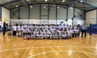 Ανεβασμένος ρυθμός και διάθεση στην 2η ημέρα του Christmas Volleyball Camp