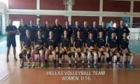 Καλή επιτυχία στην Αλεξάνδρα μας και την Εθνική Παγκορασίδων στο Ευρωπαϊκό πρωτάθλημα