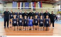 Ήττα για την Εθνική Νεανίδων, 3-0 η Σλοβακία