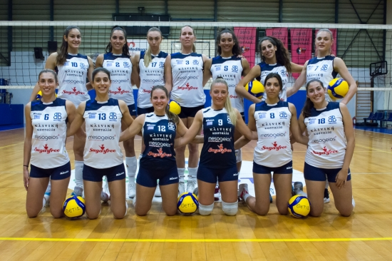 Volleyleague: Θέτις Βούλας - Παναθηναϊκός (07/12, 19:00 - Livestreaming)