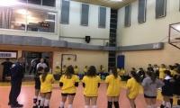 Α.Σ.Π.Θέτις Βούλας: Ολοκληρώθηκε με επιτυχία το Christmas Volleyball Camp