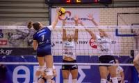 Volleyleague: Θέτις Βούλας - Παναθηναϊκός 0-3 (HL & POST GAME)