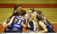 Volleyleague: Αίας Ευόσμου - Θέτις Βούλας 0-3