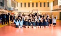 Ολοκληρώθηκε με επιτυχία το Christmas Volleyball Camp (pics-video)