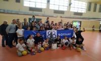 Α.Σ.Π.Θέτις Βούλας: Χριστουγεννιάτικη κοινή προπόνηση γονέων-αθλητριών