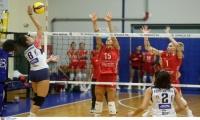 Volleyleague: Θέτις Βούλας - Ολυμπιακός 2-3